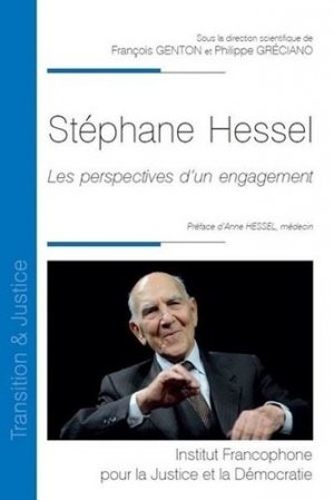 Stephane Hessel - Fondation Varenne - 9782370322746 -