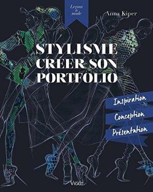 Stylisme : Le portfolio - vigot - 9782711423651 - majbook ème édition, majbook 1ère édition, livre ecn major, livre ecn, fiche ecn
