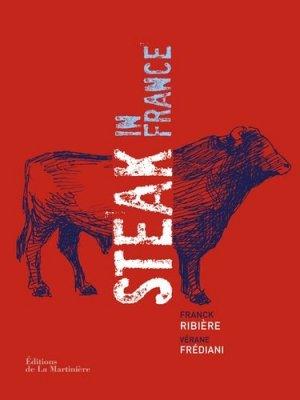 Steak in France - de la martiniere - 9782732474854 -