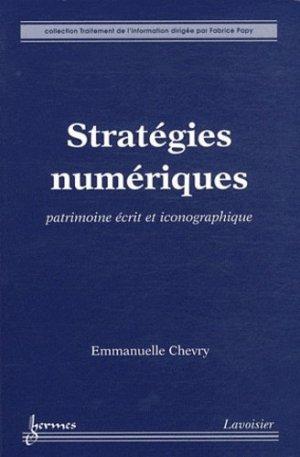 Stratégies numériques - Hermes Science Publications - 9782746231948 -