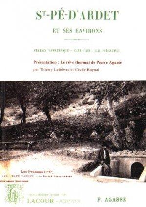 St-Pé-d'Ardet et ses environs - Editions Lacour - 9782750437442 -