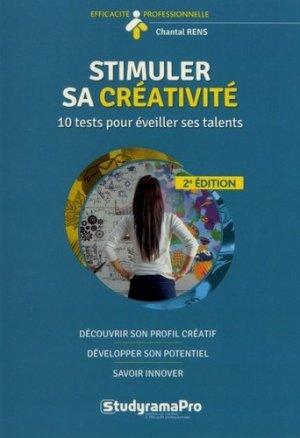 Stimuler sa créativité. 2e édition - Studyrama - 9782759038589 -