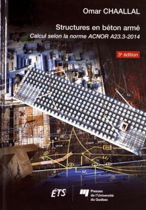 Structures en beton armé - presses de l'universite du quebec - 9782760546653 -
