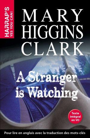 A stranger is watching - harrap's - 9782818703236 -