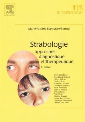 Strabologie - elsevier / masson - 9782842999391 -