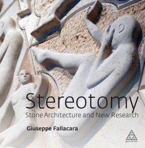 Stereotomy - presses de l'ecole nationale des ponts et chaussees - 9782859784683 -