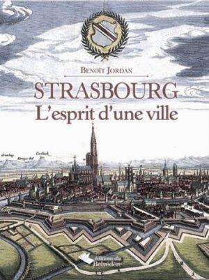 Strasbourg pages d'histoire - du belvédère - 9782884193511 -