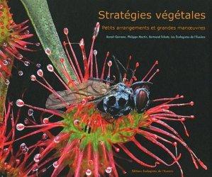 Stratégies végétales - les ecologistes de l'euziere - 9782906128286 -