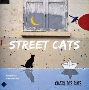 Street cats. Chats des rues - Omniscience - 9782916097695 -