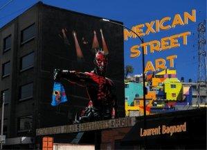 Street art Mexico - Cast iron production - 9782953424751 -