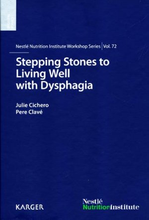 Stepping Stones to Living Well with Dysphagia - karger - 9783318021134