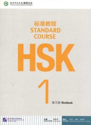 Standard course HSK 1 - institut des langues beijing - 9787561937105 -