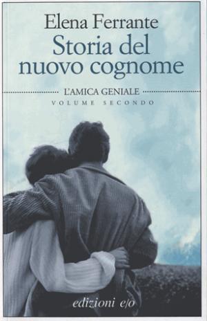 Storia del nuavo cognome - edizioni - 9788866321811 -