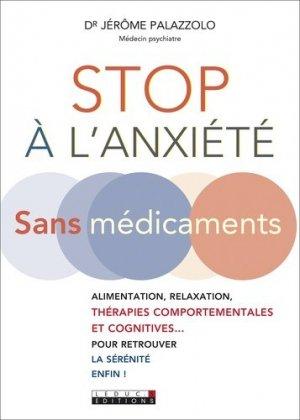 Stop à l'anxiété sans médicaments - leduc - 9791028503161