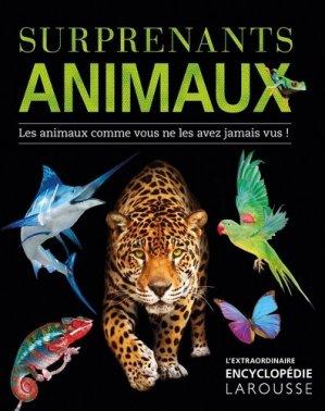 Surprenants animaux - larousse - 9782035938336 -