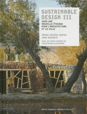 Sustainable design III - alternatives / cité de l'architecture et du patrimoine - 9782072543371 -