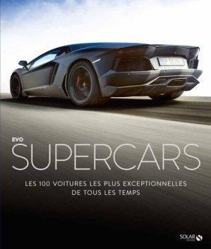 Supercars - solar  - 9782263073144 -