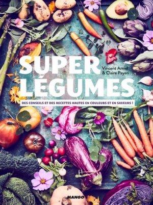 Super légumes - mango - 9782317013485 -