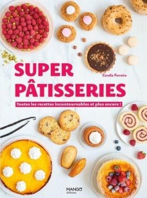 Super pâtisseries - mango - 9782317026645 -