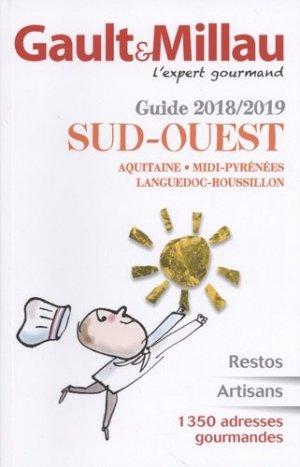Sud-Ouest, guide 2018-2019 - gault et millau - 9782375570104 -