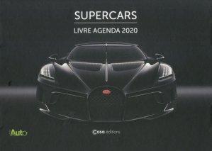 Super Cars - casa  - 9782380580099 -