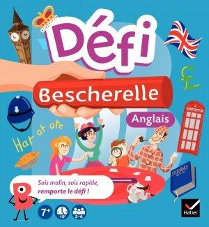 Super défi anglais Bescherelle - hatier - 9782401065703 -
