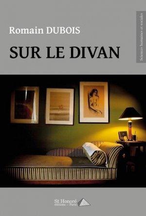 Sur le divan - Saint Honoré Editions - 9782407003631 -