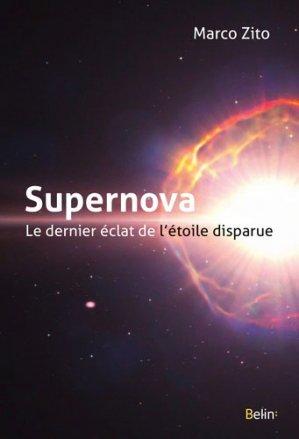 Supernova - belin - 9782410002300 -