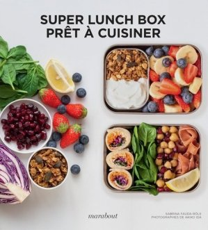 Super Lunch Box - Marabout - 9782501151733 -