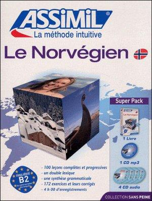 Super Pack - Le Norvégien - Débutants et Faux-débutants - assimil - 9782700580167 -