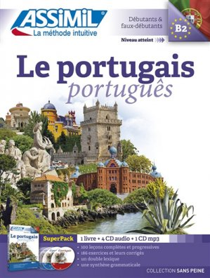 Super Pack - Le Portugais - Portugês - Débutants et Faux-débutants - assimil - 9782700580778 -
