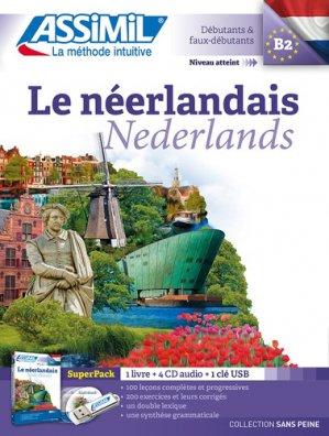 Superpack usb néerlandais - assimil - 9782700581218 -