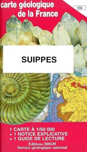 Suippes - brgm - 9782715911598 -