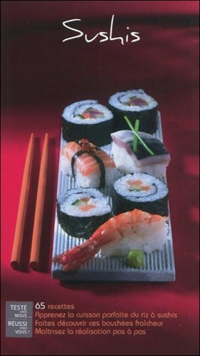 Sushis - Editions SAEP - 9782737211133 -
