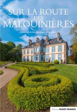 Sur la route des Malouinières - Ouest-France - 9782737380679 -