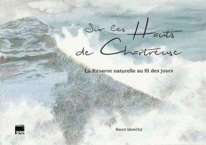 Sur les Hauts de Chartreuse - gap - 9782741706038 -