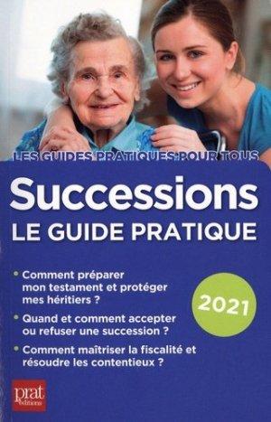 Successions - Prat Editions - 9782809515534 -