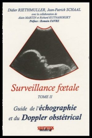 Surveillance foetale T2 - sauramps medical - 9782840231547 -