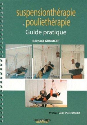 Suspensionthérapie et pouliethérapie - sauramps medical - 9782840237150 -