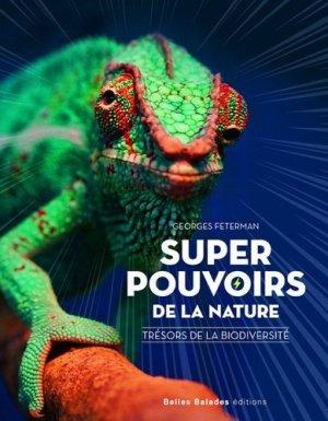 Super-pouvoirs de la nature - belles balades - 9782846404679 -