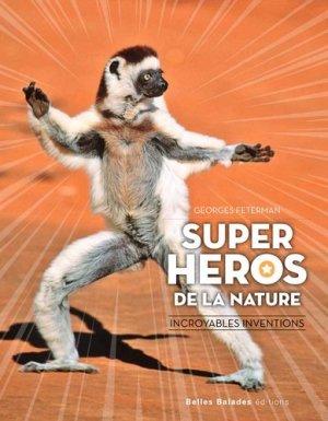 Super héros de la nature - dakota - 9782846404952 -