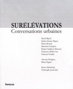 Surélévations urbaines - infolio - 9782884744744