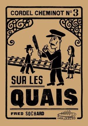 Sur les quais - Les Arêtes - 9782915886252 -