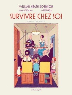 Survivre chez soi - Michel Lagarde - Paris - 9782916421735 -