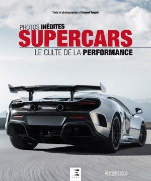 Supercars : le culte de la performance - etai - editions techniques pour l'automobile et l'industrie - 9791028302801 -