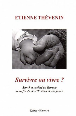 Survivre ou vivre ? - kairos - 9791092726220 -