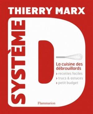 Système D. La cuisine des débrouillards - Flammarion - 9782081292475 -