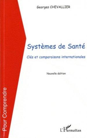 Systèmes de santé - l'harmattan - 9782296556478 -