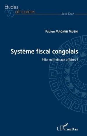 Système fiscal congolais - l'harmattan - 9782343204130 -