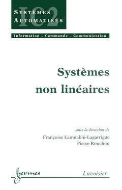 Systèmes non linéaires - hermès / lavoisier - 9782746204645 -